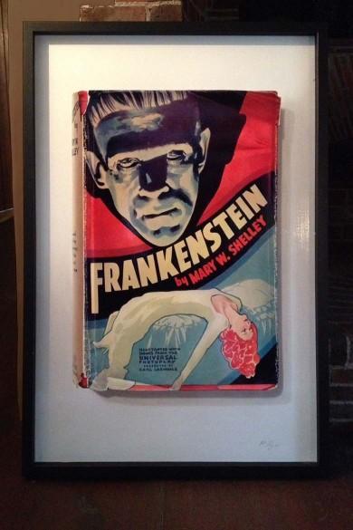 frankenstein-with-frame
